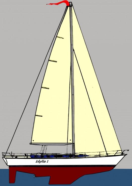 Verhuur Zeilboot in Naousa - Bénéteau Idylle 15.50