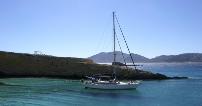 Zeilboot te huur in Náousa voor de beste prijs