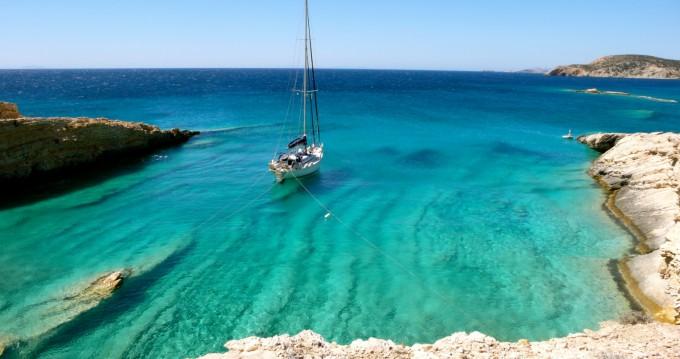 Huur Zeilboot met of zonder schipper Bénéteau in Náousa