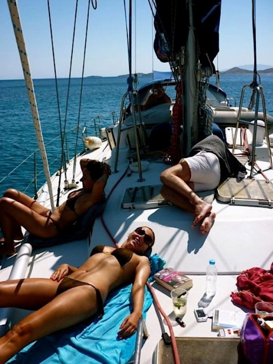 Huur Zeilboot met of zonder schipper Bénéteau in Naousa