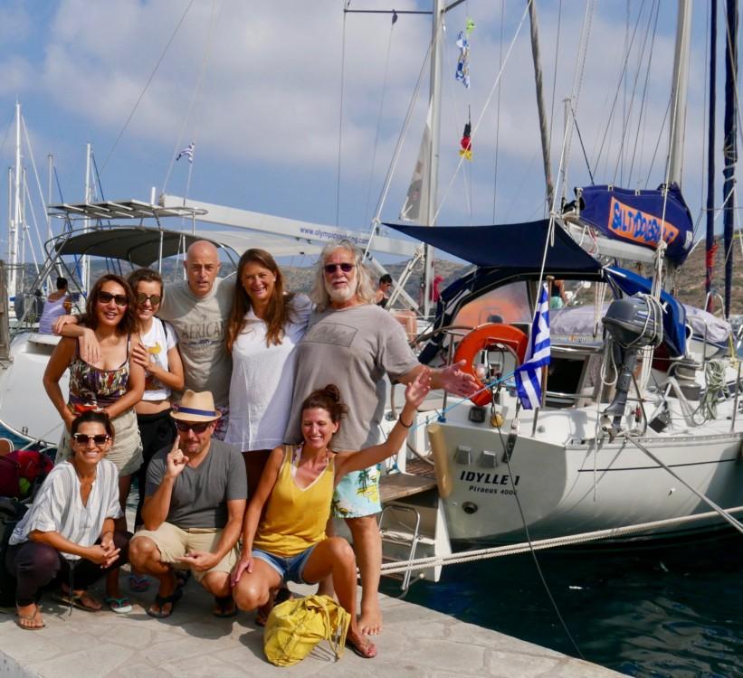Zeilboot te huur in Naousa voor de beste prijs
