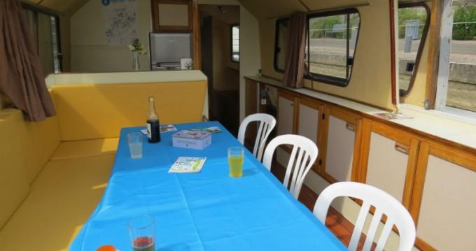 Jachthuur in Sablé-sur-Sarthe - Jeanneau Marina 1400 via SamBoat