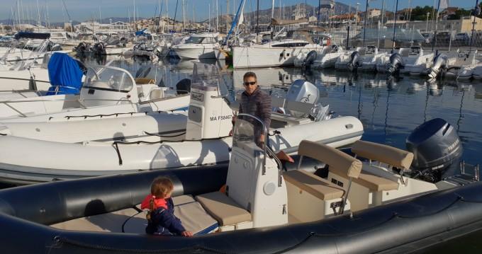 Bootverhuur Bombard Explorer 640 SB in Marseille via SamBoat