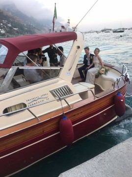 Jachthuur in Positano - Apreamare Fratelli Aprea 32 via SamBoat