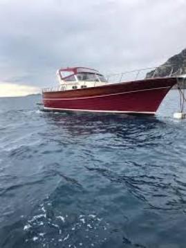 Verhuur Motorboot in Positano - Apreamare Fratelli Aprea 32