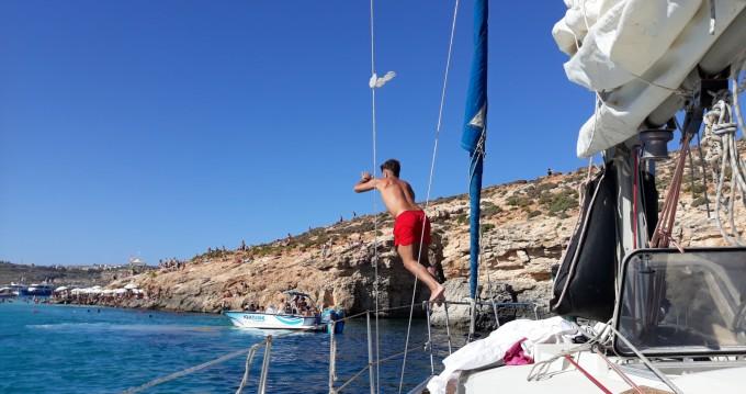 Jachthuur in Ta' Xbiex - Dufour Dufour 2800 via SamBoat