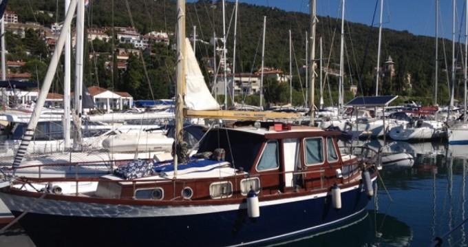 Huur Zeilboot met of zonder schipper Nauticat in Ičići