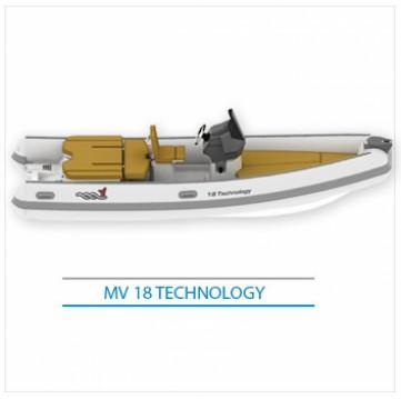 Huur een Motonautica-Vesuviana 18 technology in Olbia