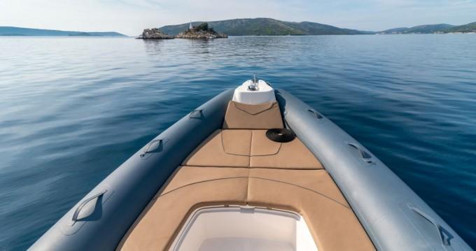 Verhuur Rubberboot in Trogir - Bwa Sport 26 GTO