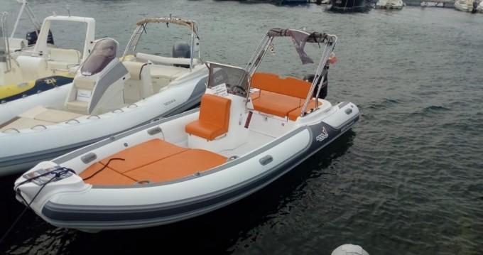 Jachthuur in Porto Rotondo - Motonautica-Vesuviana MV 620 via SamBoat