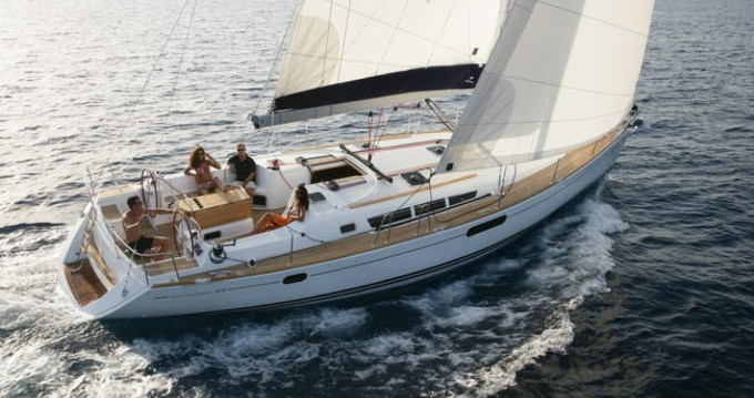 Bootverhuur Jeanneau Sun Odyssey 49 in Volos via SamBoat