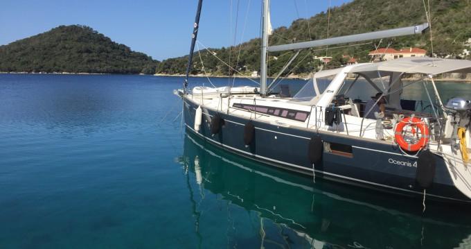 Bootverhuur Bénéteau Oceanis 48 in Split via SamBoat