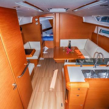 Zeilboot te huur in Keramotí voor de beste prijs