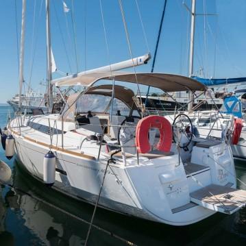 Jachthuur in Keramotí - Jeanneau Sun Odyssey 409 via SamBoat