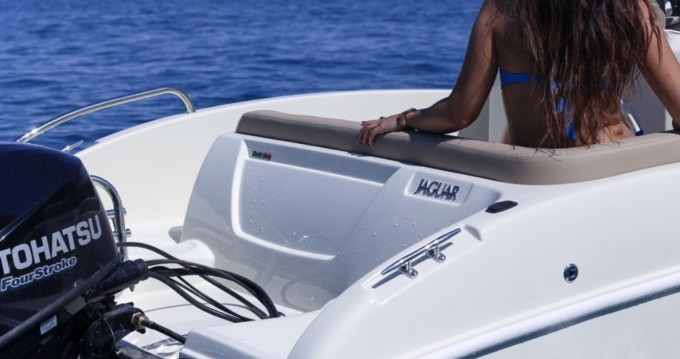 Motorboot te huur in Tropea voor de beste prijs
