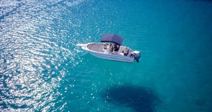 Verhuur Motorboot in Trogir - Sessa Marine Key Largo 20