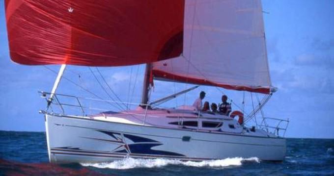 Verhuur Zeilboot in La Rochelle - Jeanneau Sun Fast 35