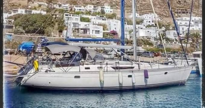 Zeilboot te huur in Toúrlos voor de beste prijs
