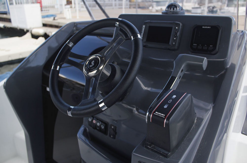 Verhuur Motorboot in l'Estartit - Bénéteau Flyer 5.5 SUNdeck