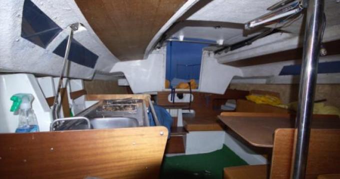 Verhuur Zeilboot Edel met vaarbewijs