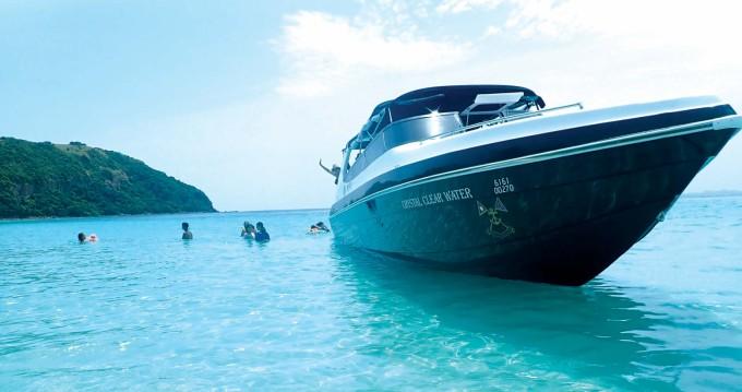 Verhuur Motorboot in Pattaya - BB BOAT SPORT YACHT
