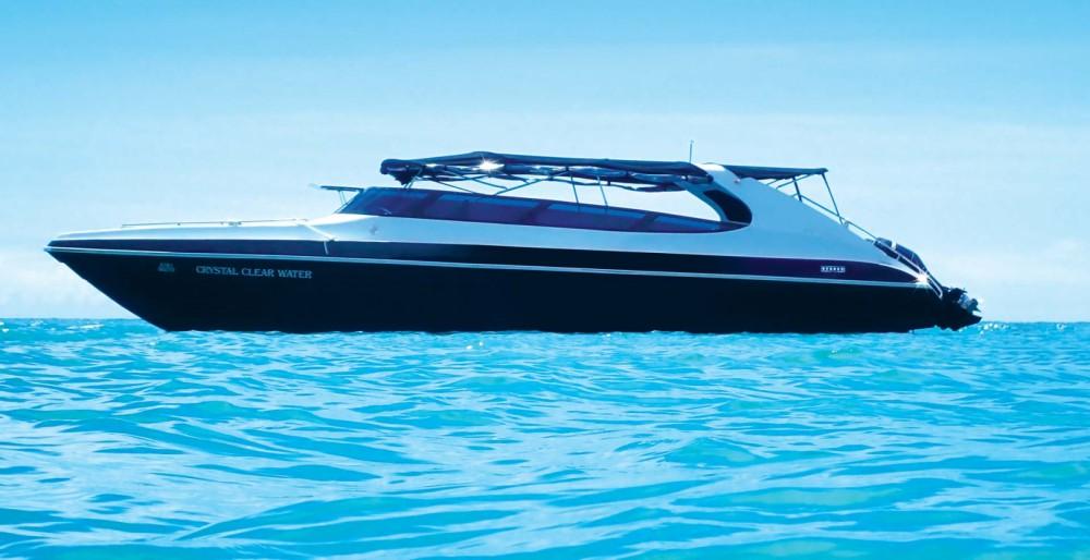 Verhuur Motorboot in Pattya - BB BOAT SPORT YACHT