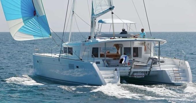 Huur Catamaran met of zonder schipper Lagoon in San Salvo Marina