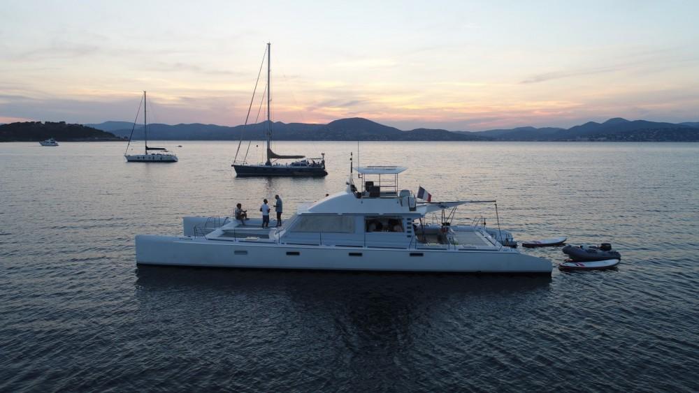 Catamaran te huur in Cogolin voor de beste prijs