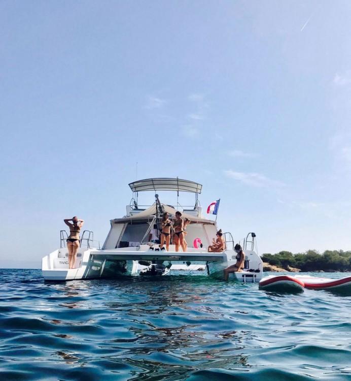 Bootverhuur Catamaran Modèle unique in Cogolin via SamBoat