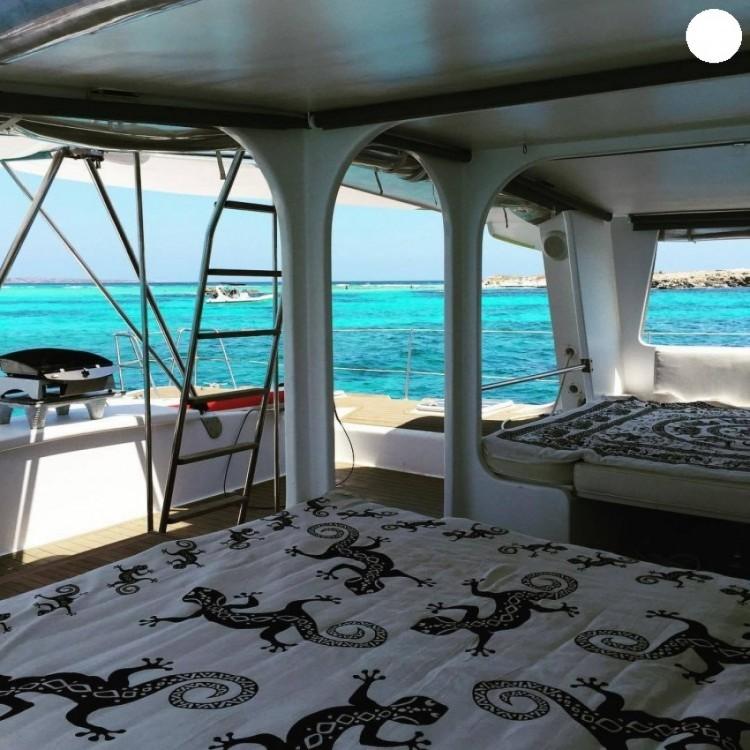 Huur een Catamaran Modèle unique in Cogolin