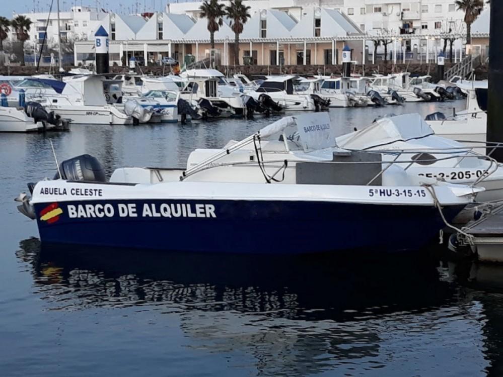 Huur Motorboot met of zonder schipper Dubhe in Isla Cristina