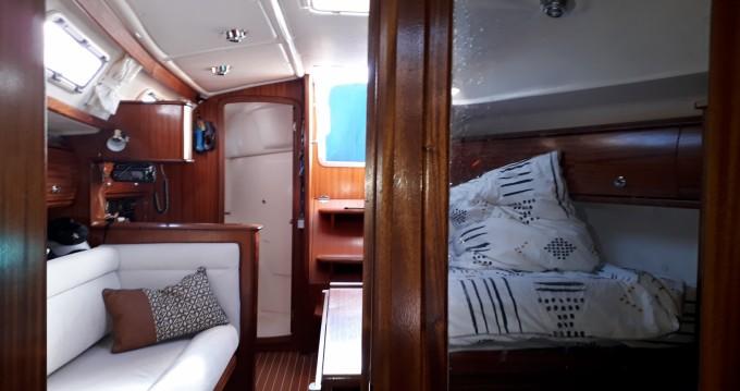 Verhuur Zeilboot in Le Lavandou - Bavaria Bavaria 36