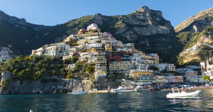 Huur Motorboot met of zonder schipper Chris Craft in Salerno