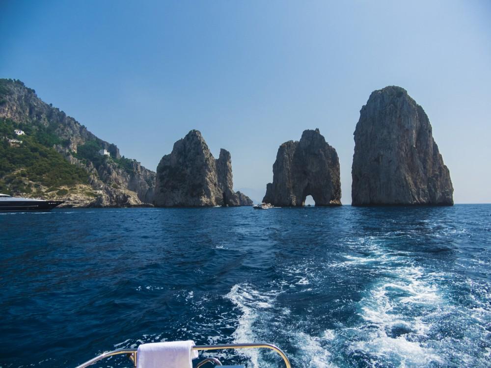 Huur een Chris Craft Commander 31 in Amalfi