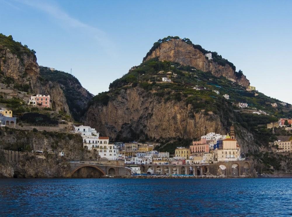 Bootverhuur Chris Craft Commander 31 in Amalfi via SamBoat
