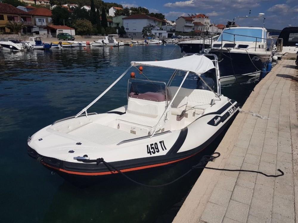Bootverhuur Zar Formenti Zar 53 in Tisno via SamBoat