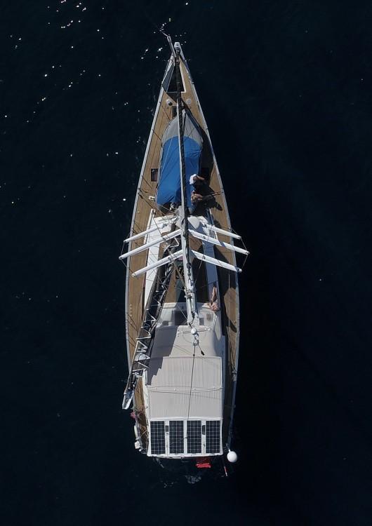 Huur Zeilboot met of zonder schipper Hanse in Cogolin