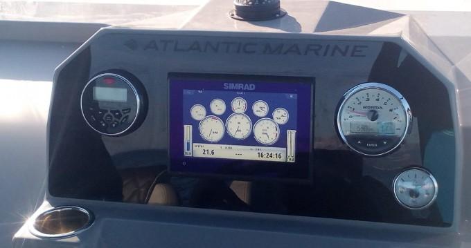 Verhuur Motorboot in Sumartin - Atlantic 750 Open
