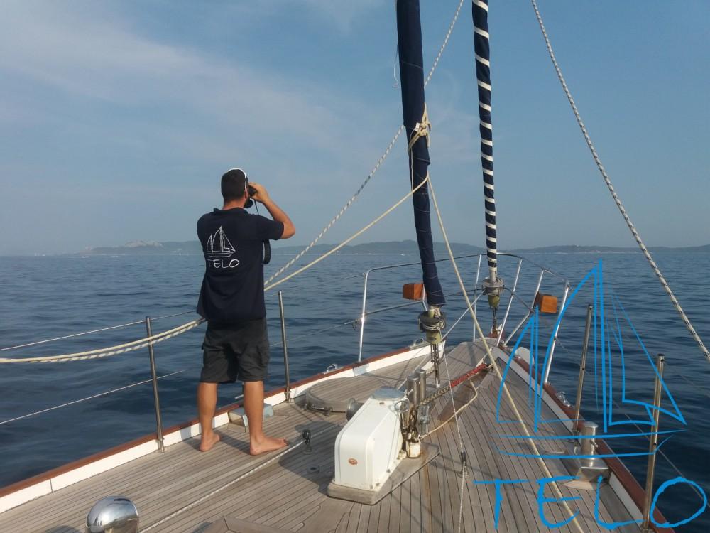 Verhuur Zeilboot in Hyères - Jongert Trewes Clipper 67