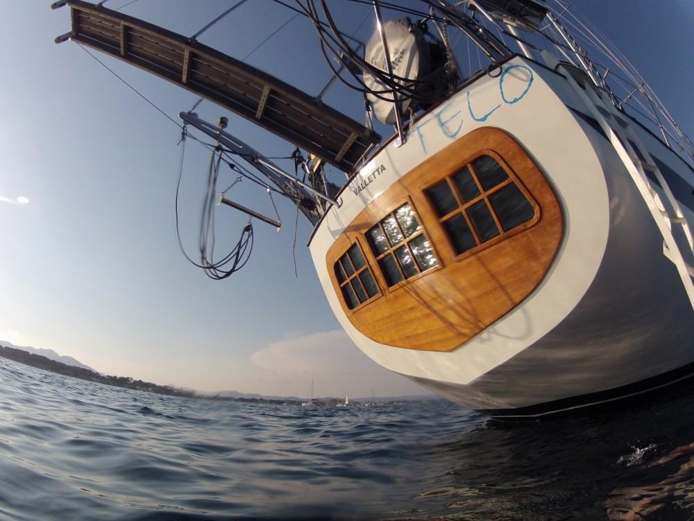 Verhuur Zeilboot Jongert met vaarbewijs