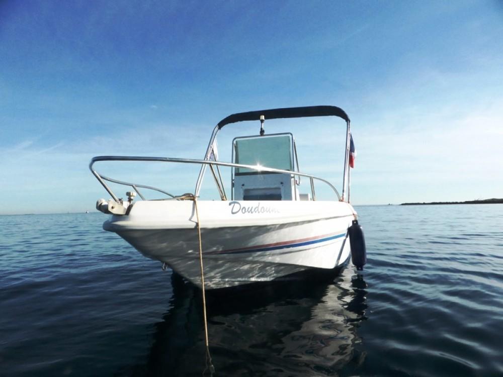 Verhuur Motorboot MASSIMO SCAGNELLI met vaarbewijs