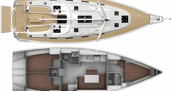 Verhuur Zeilboot in Termoli - Bavaria Bavaria 40 Cruiser