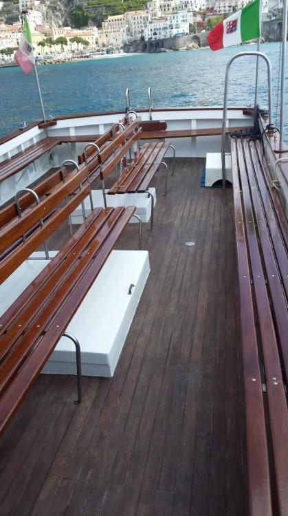 Verhuur Motorboot Cantiere Mileo met vaarbewijs