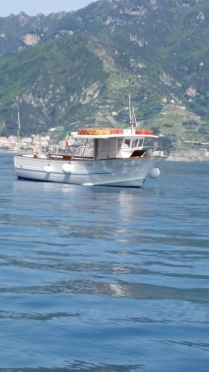 Huur Motorboot met of zonder schipper Cantiere Mileo in Amalfi