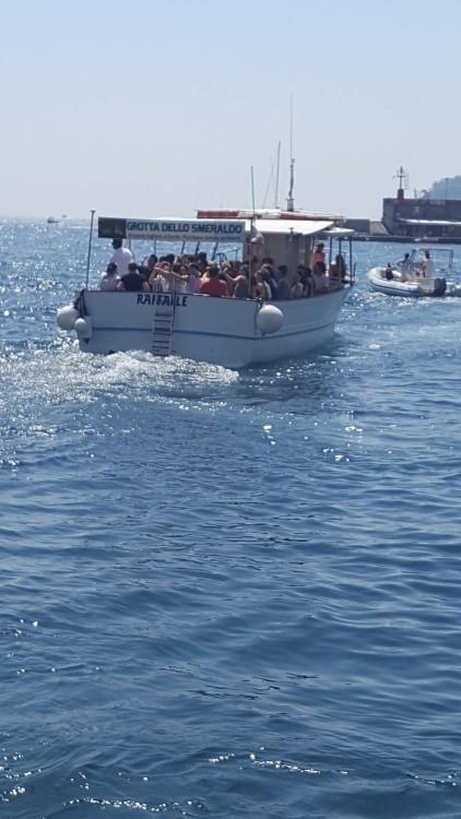 Jachthuur in Amalfi - Cantiere Mileo 45 piedi via SamBoat