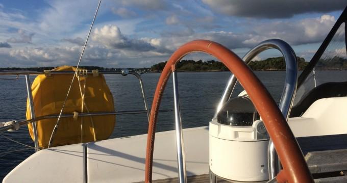 Zeilboot te huur in Île-aux-Moines voor de beste prijs