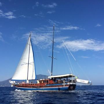 Bootverhuur Gullet Kpatain  in Milazzo via SamBoat