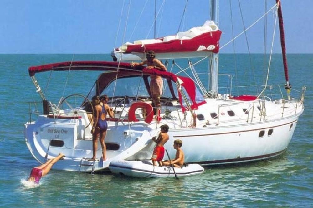 Huur een Dufour Gib Sea 51 in Golfe-Juan
