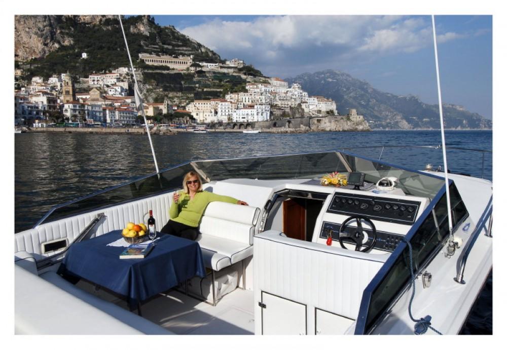 Jachthuur in Amalfi - Tornado Tornado 38 classic via SamBoat
