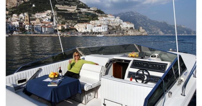 Tornado Tornado 38 classic te huur van particulier of professional in Amalfi